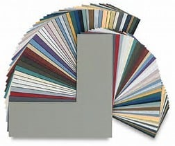 Where to buy mats and foamboard Surrey White Rock